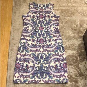 Charter Club paisley dress size: small